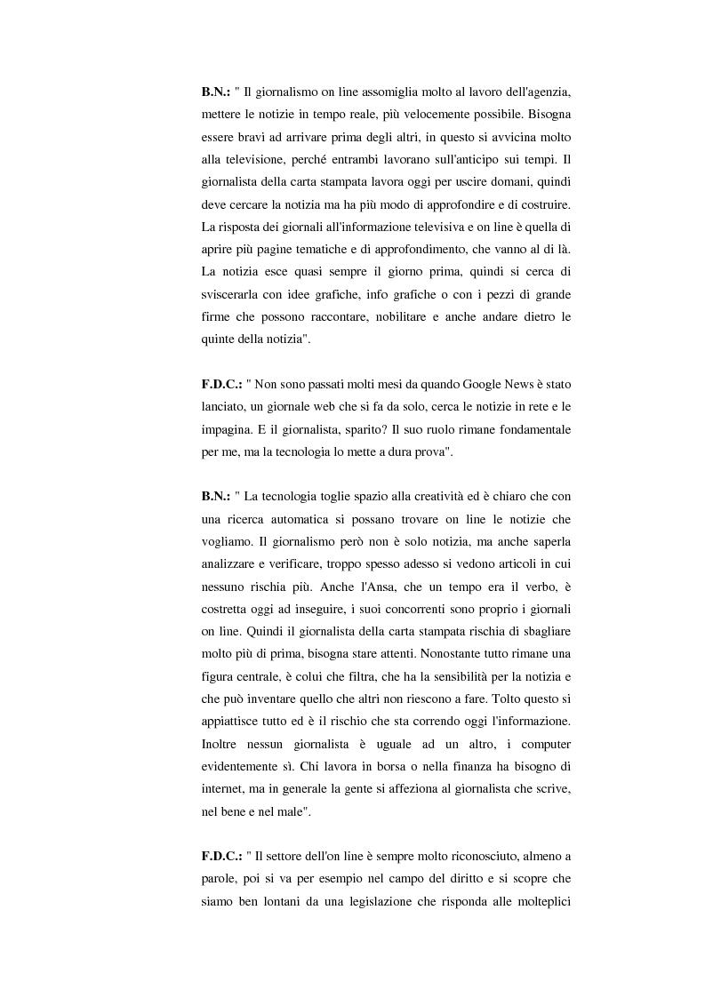 Anteprima della tesi: Internet, il calcio e il suo pubblico, Pagina 7