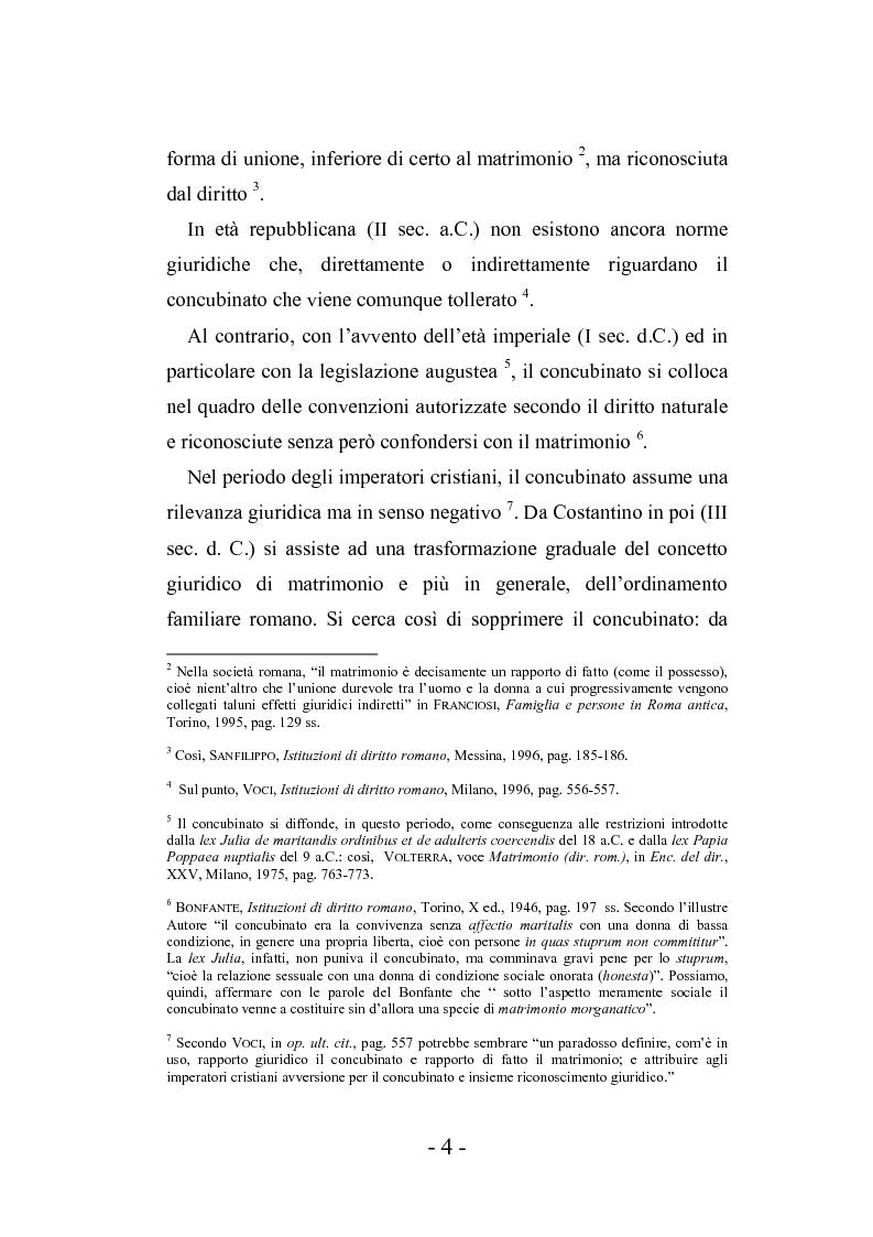 Anteprima della tesi: L'autonomia tra conviventi, Pagina 10