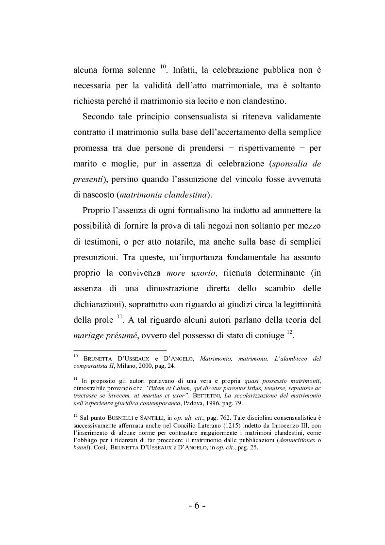 Anteprima della tesi: L'autonomia tra conviventi, Pagina 12