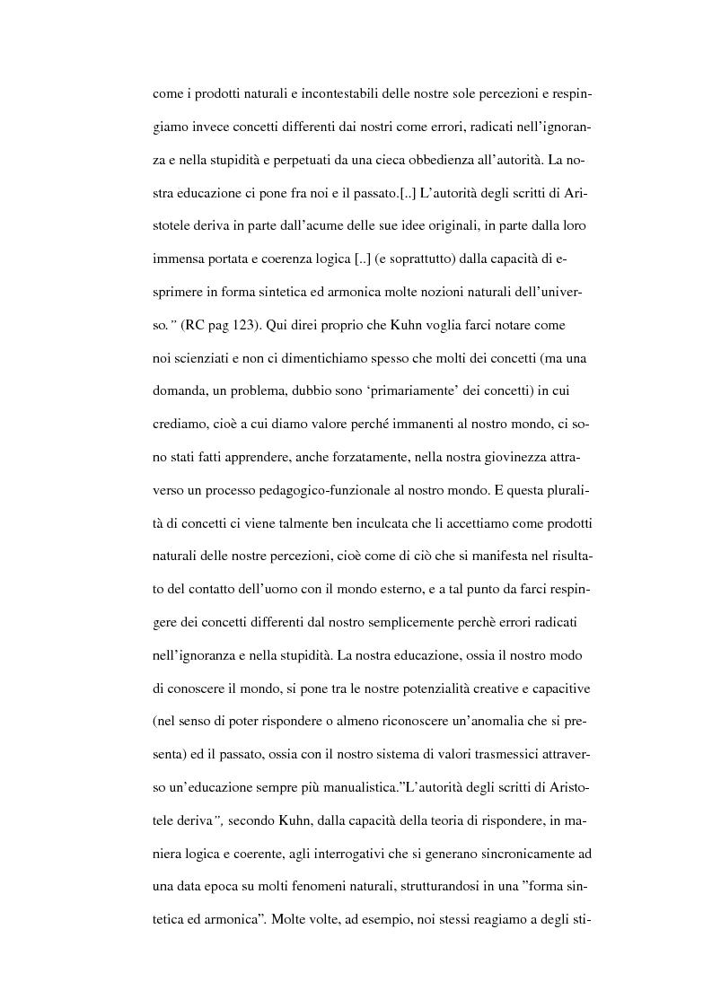 Anteprima della tesi: Nella 'idea' del gioco linguistico e del paradigma: Wittgenstein-Kuhn, Pagina 12