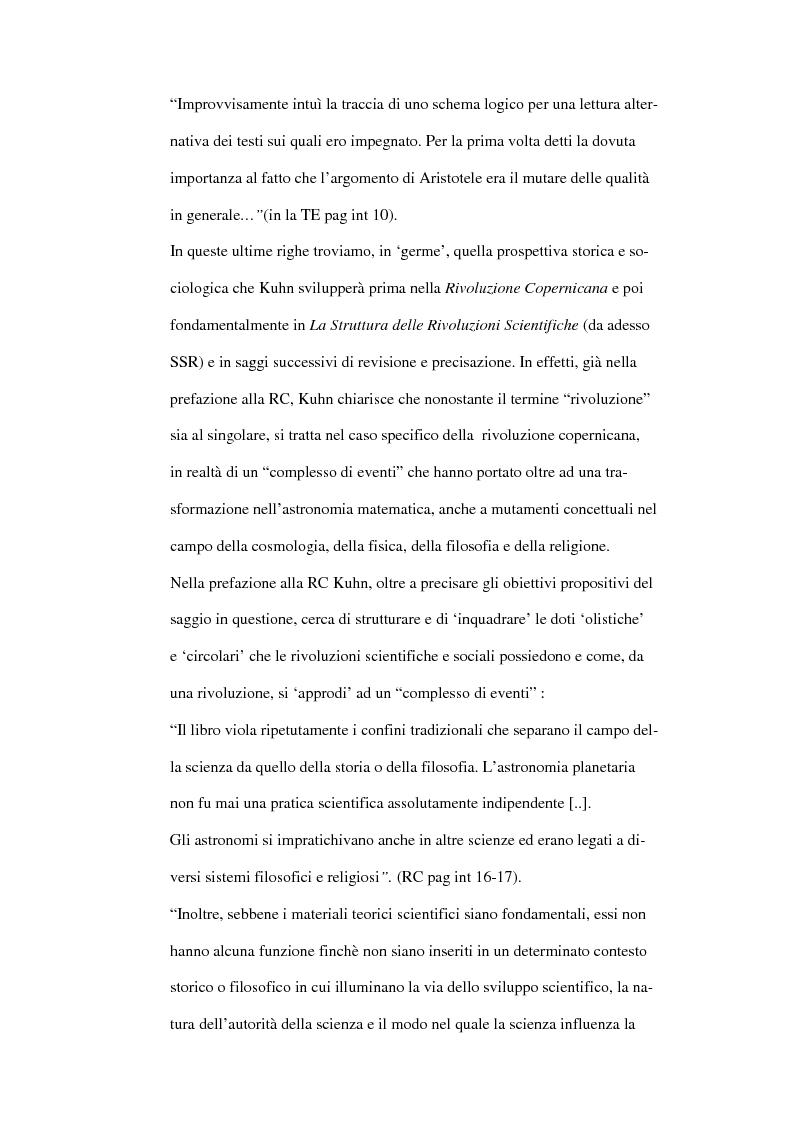 Anteprima della tesi: Nella 'idea' del gioco linguistico e del paradigma: Wittgenstein-Kuhn, Pagina 5