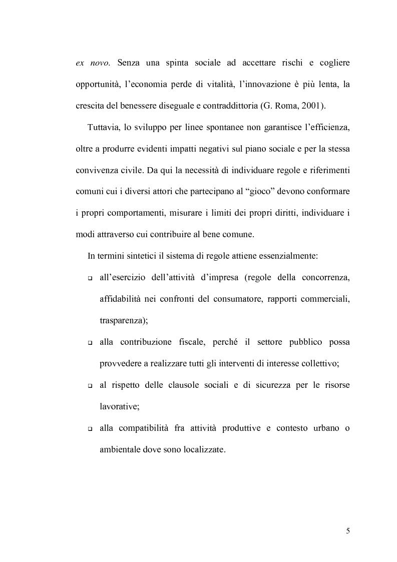Anteprima della tesi: Incertezza ed economia sommersa, Pagina 5