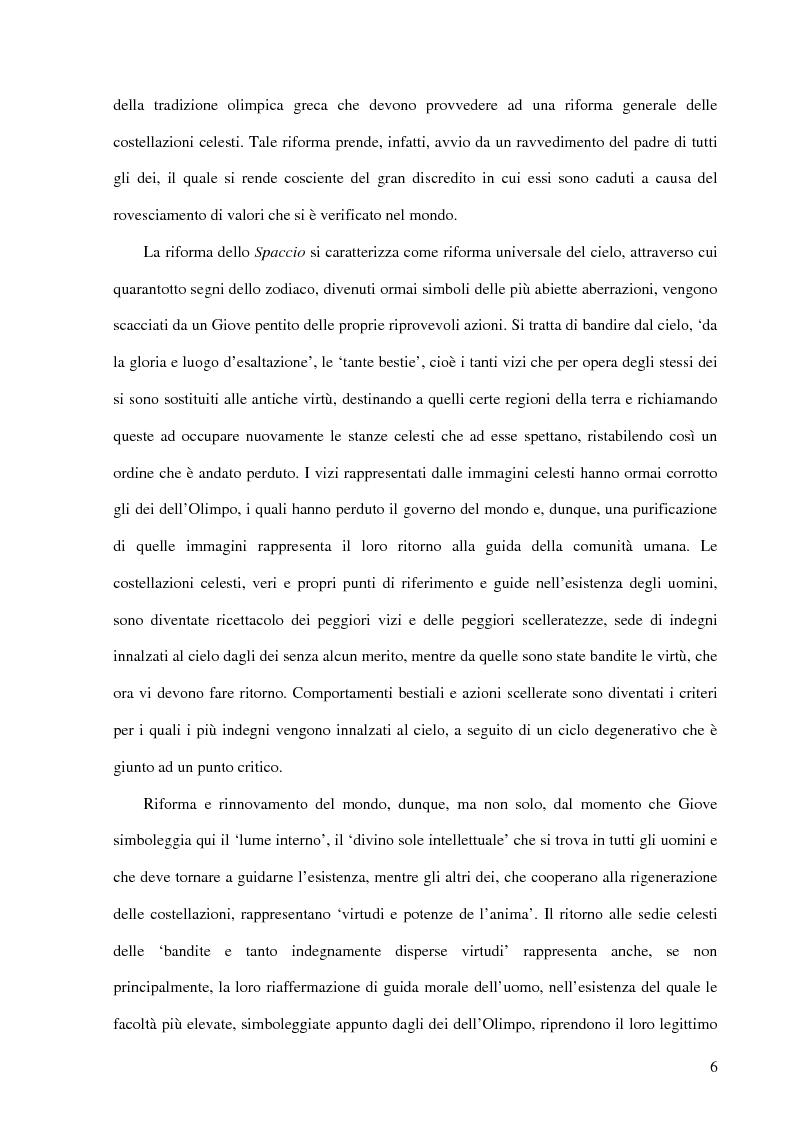 Anteprima della tesi: Ontologia e antropologia in Giordano Bruno, Pagina 2