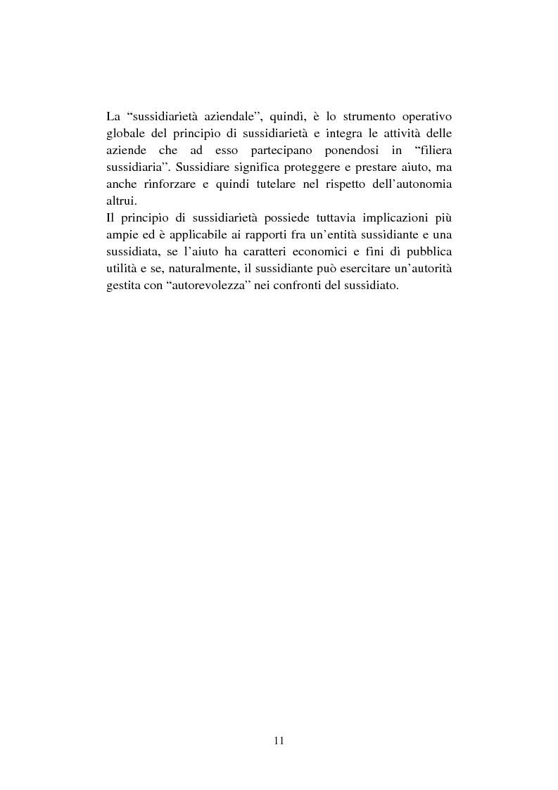 Anteprima della tesi: Le organizzazioni non profit. Il caso polisportiva Paolo Poggi, Pagina 13