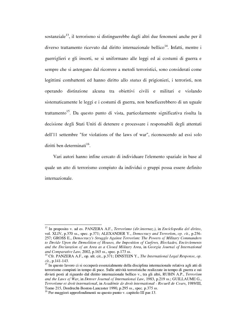 Anteprima della tesi: Il terrorismo aereo ed il diritto internazionale attuale, Pagina 15