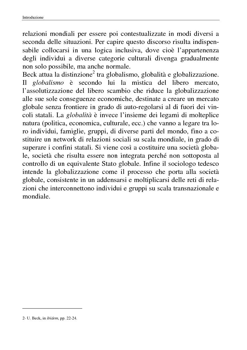 Anteprima della tesi: I movimenti no-global: natura, idee, evoluzione, Pagina 6