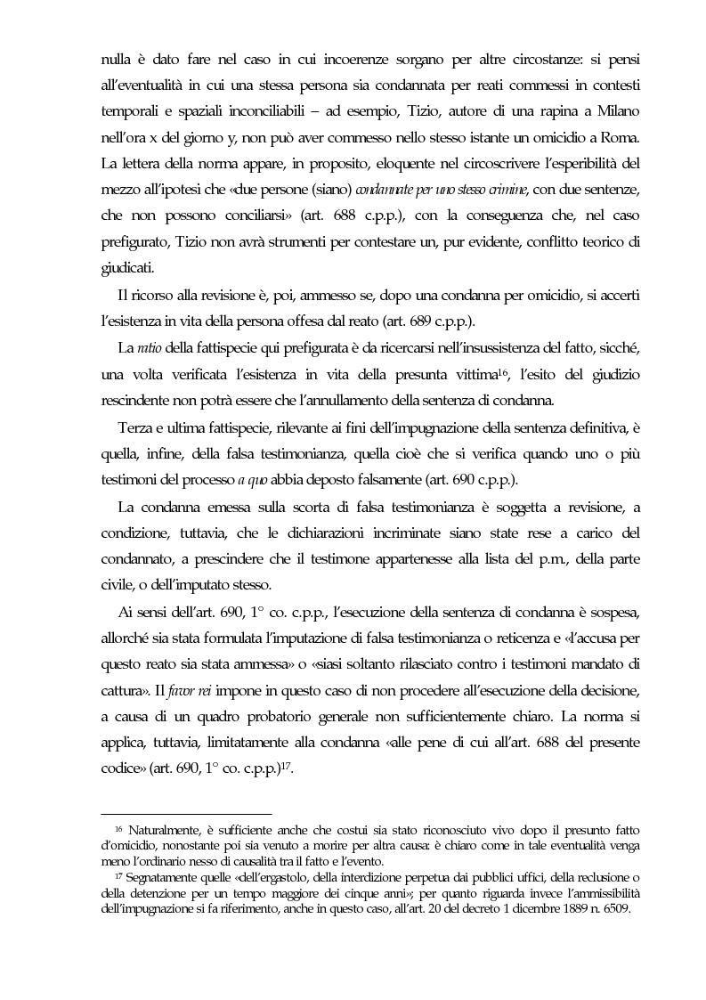 Anteprima della tesi: La revisione, Pagina 5