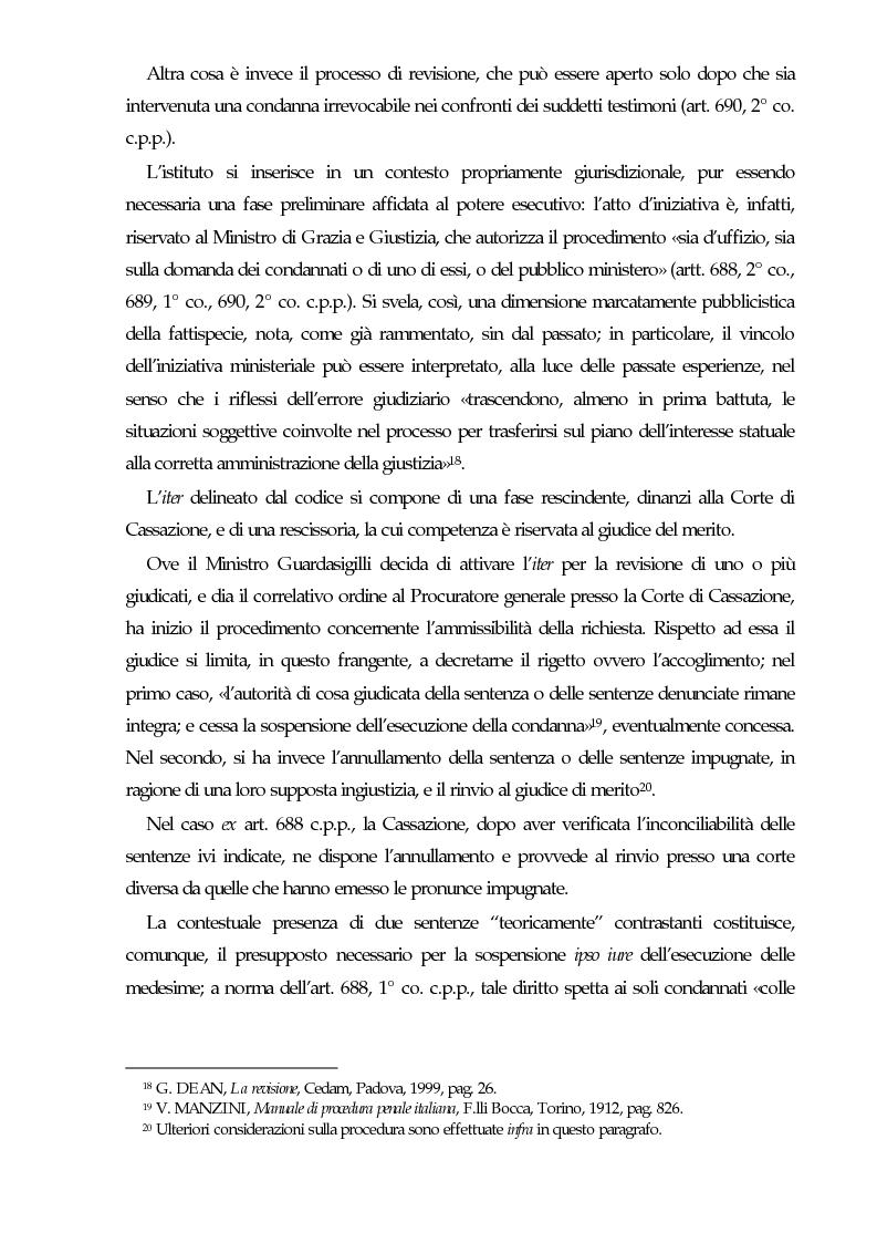 Anteprima della tesi: La revisione, Pagina 6