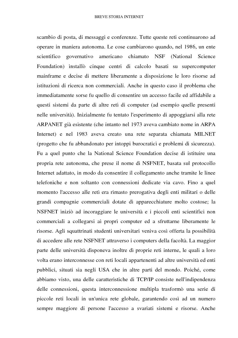 Anteprima della tesi: Relazioni sociali mediate dal computer: esaltazione ed emancipazione delle diversità nell'era della globalizzazione, Pagina 13