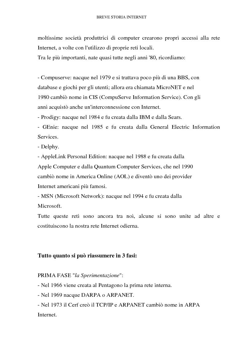 Anteprima della tesi: Relazioni sociali mediate dal computer: esaltazione ed emancipazione delle diversità nell'era della globalizzazione, Pagina 14
