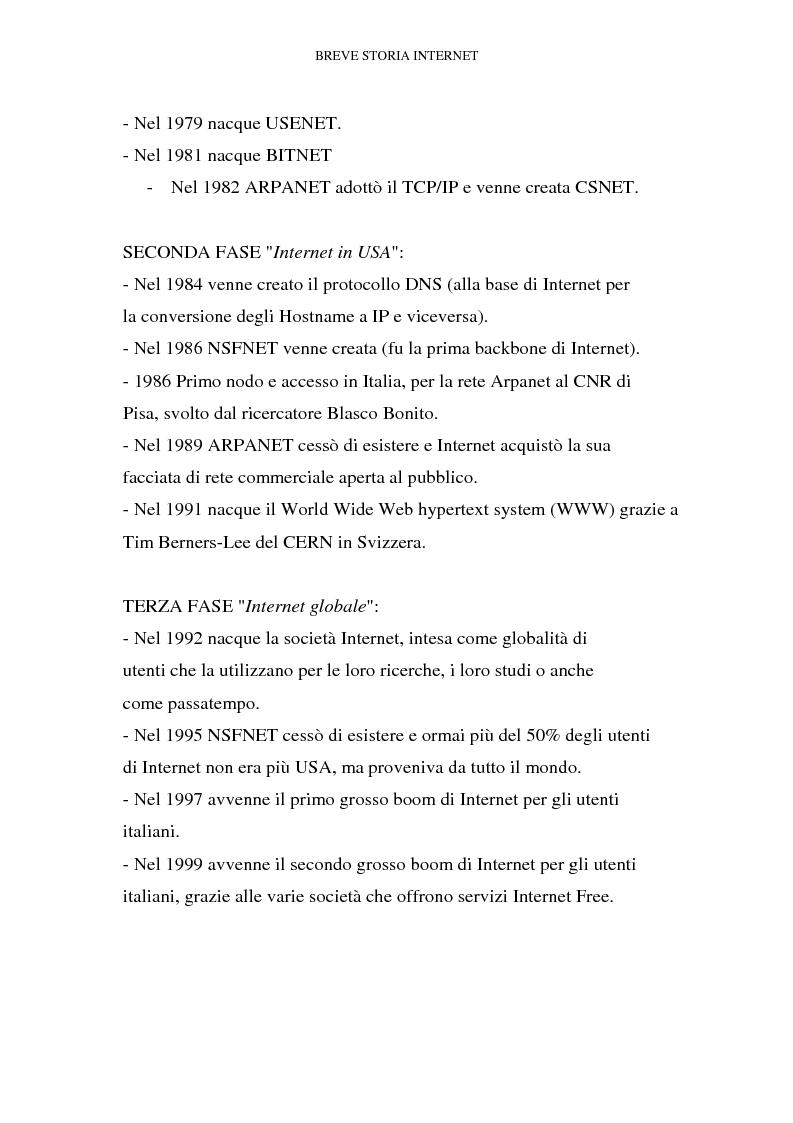 Anteprima della tesi: Relazioni sociali mediate dal computer: esaltazione ed emancipazione delle diversità nell'era della globalizzazione, Pagina 15