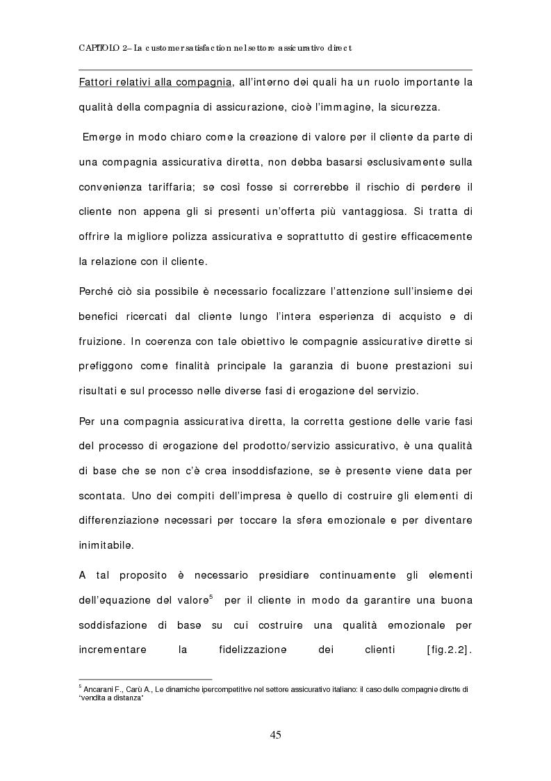 Anteprima della tesi: Evoluzione del comportamento d'acquisto dei prodotti assicurativi. Il caso delle polizze telefoniche e on line, Pagina 10