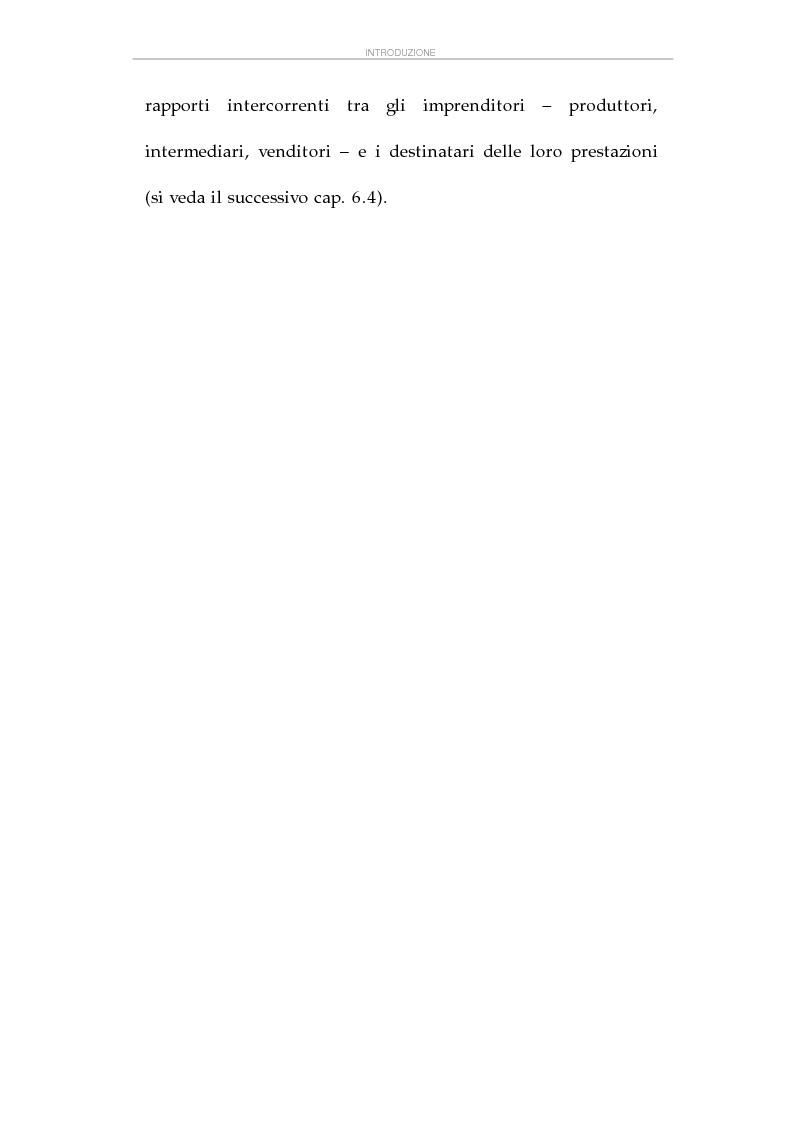 Anteprima della tesi: La tutela dei consumatori e l'attività delle Camere di Commercio italiane, Pagina 8