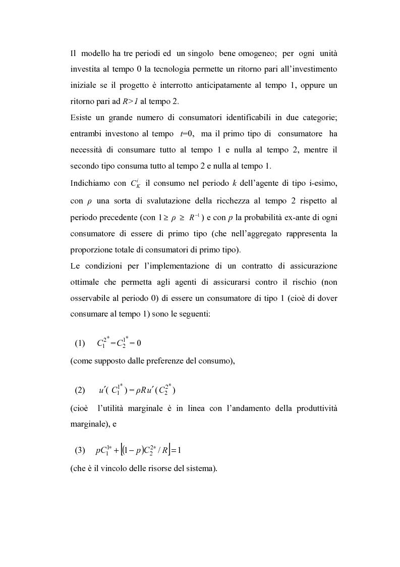 Anteprima della tesi: Rischio sistemico e crisi finanziarie: il ruolo della liquidità e del sistema interbancario, Pagina 8