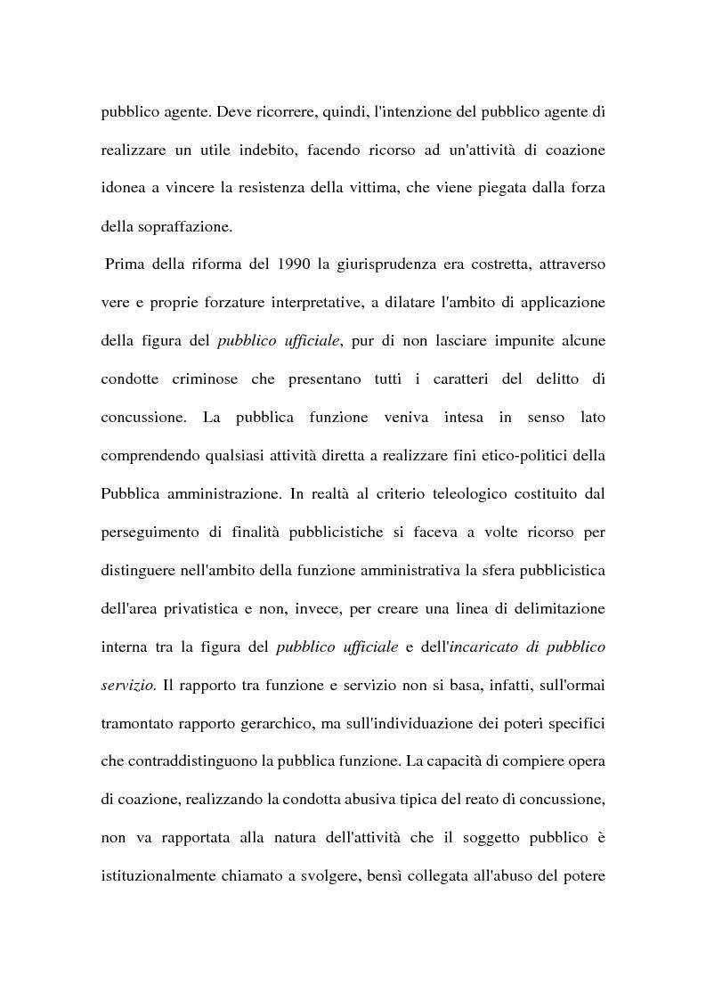 Anteprima della tesi: Concussione, Pagina 10