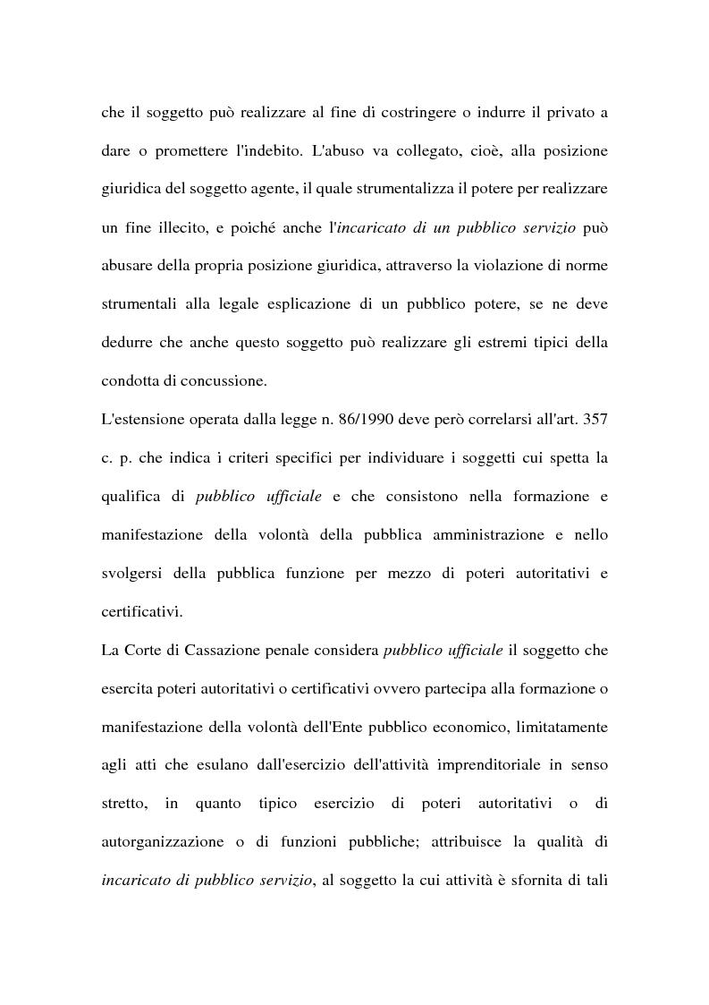 Anteprima della tesi: Concussione, Pagina 11