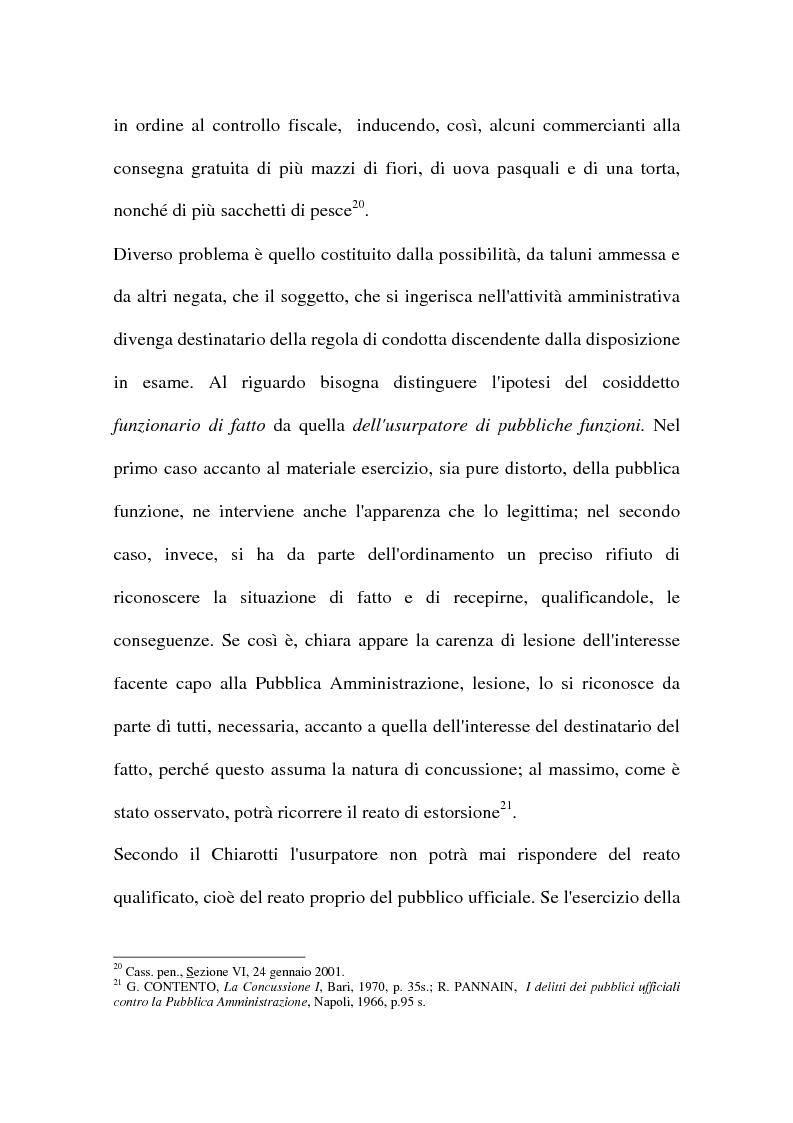 Anteprima della tesi: Concussione, Pagina 13