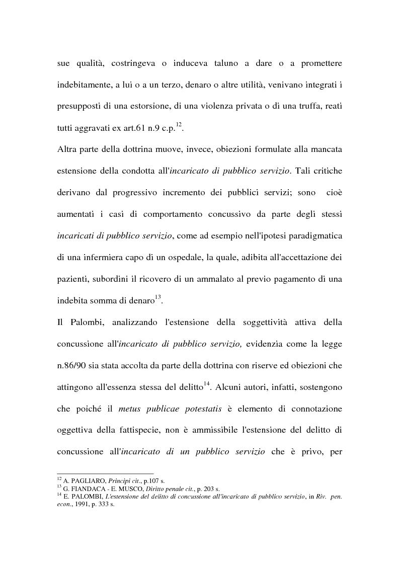 Anteprima della tesi: Concussione, Pagina 8