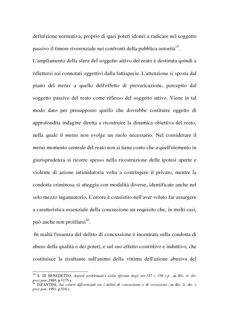 Anteprima della tesi: Concussione, Pagina 9