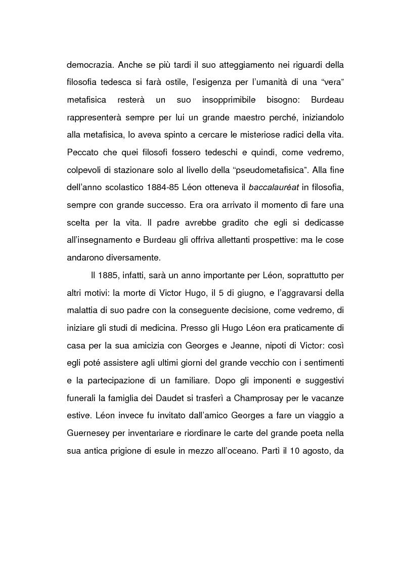 Anteprima della tesi: Lèon Daudet: nazionalismo integrale e polemica antidemocratica, Pagina 13