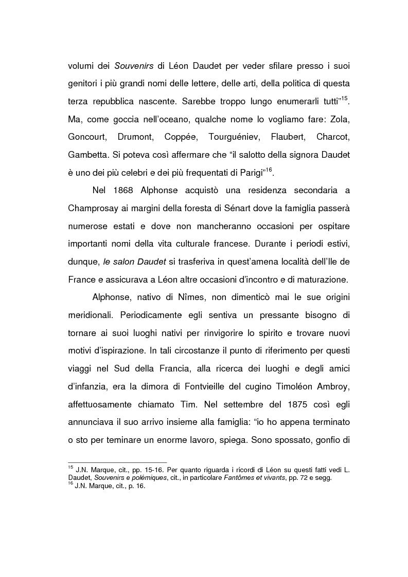 Anteprima della tesi: Lèon Daudet: nazionalismo integrale e polemica antidemocratica, Pagina 7