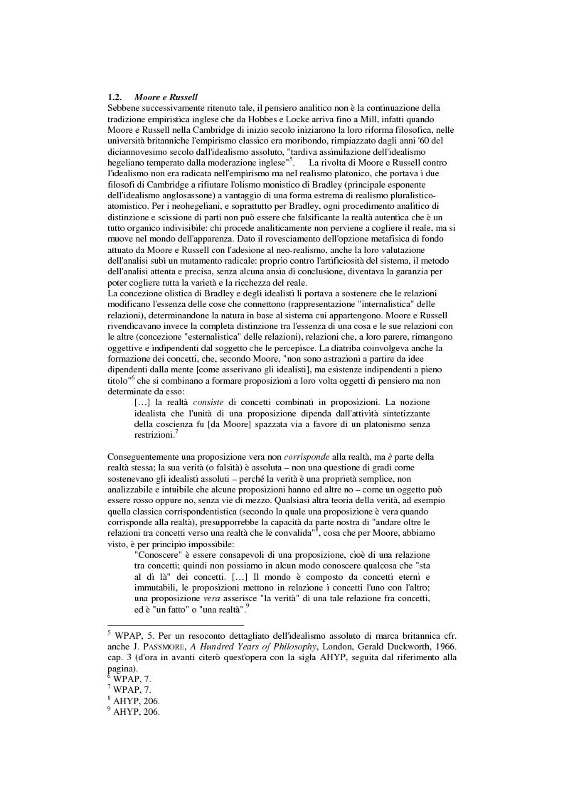 Anteprima della tesi: Stephen Toulmin ''neo-umanista'': scienza, etica e retorica, Pagina 9