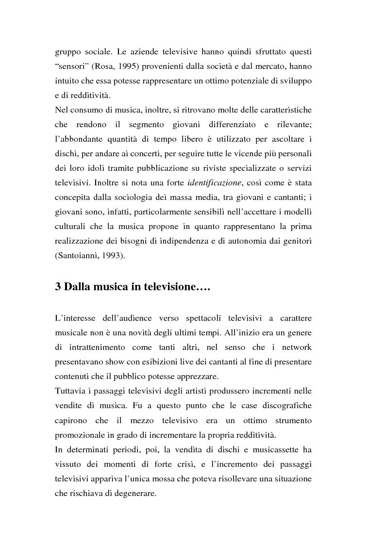 Anteprima della tesi: MTV Italia: strategie di coinvolgimento dei giovani glocali, Pagina 14