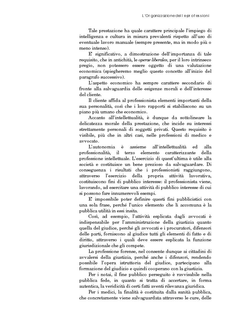 Anteprima della tesi: Riforma degli ordini e specificità degli architetti, Pagina 8