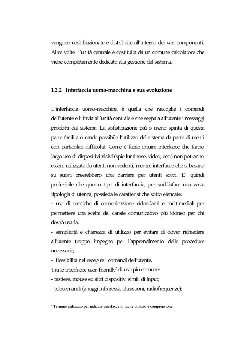 Anteprima della tesi: Domotica: prospettive di diffusione e impatti di una possibile rivoluzione e il punto di vista delle aziende, Pagina 11