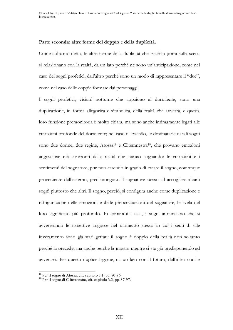 Anteprima della tesi: Forme della duplicità nella drammaturgia eschilea, Pagina 10