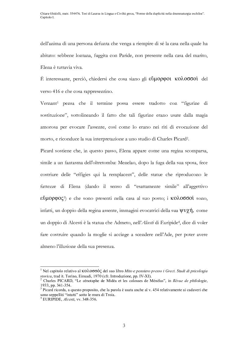 Anteprima della tesi: Forme della duplicità nella drammaturgia eschilea, Pagina 15