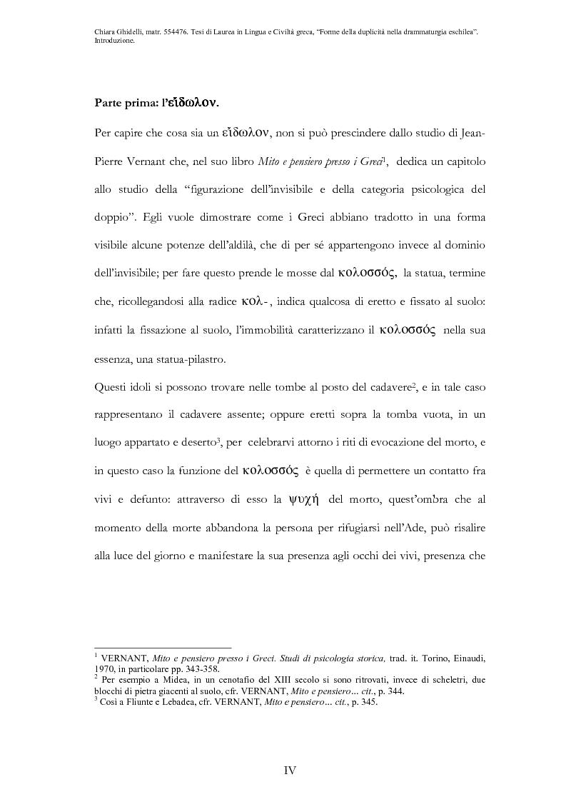 Anteprima della tesi: Forme della duplicità nella drammaturgia eschilea, Pagina 2