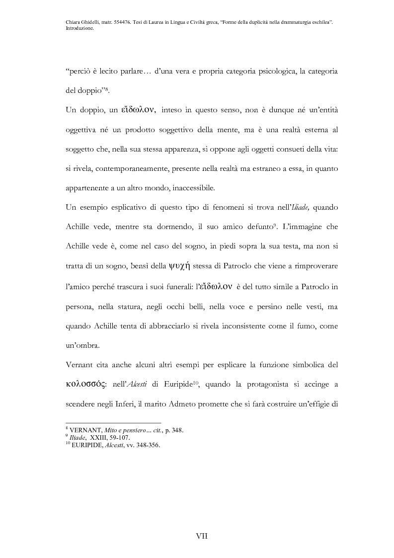 Anteprima della tesi: Forme della duplicità nella drammaturgia eschilea, Pagina 5