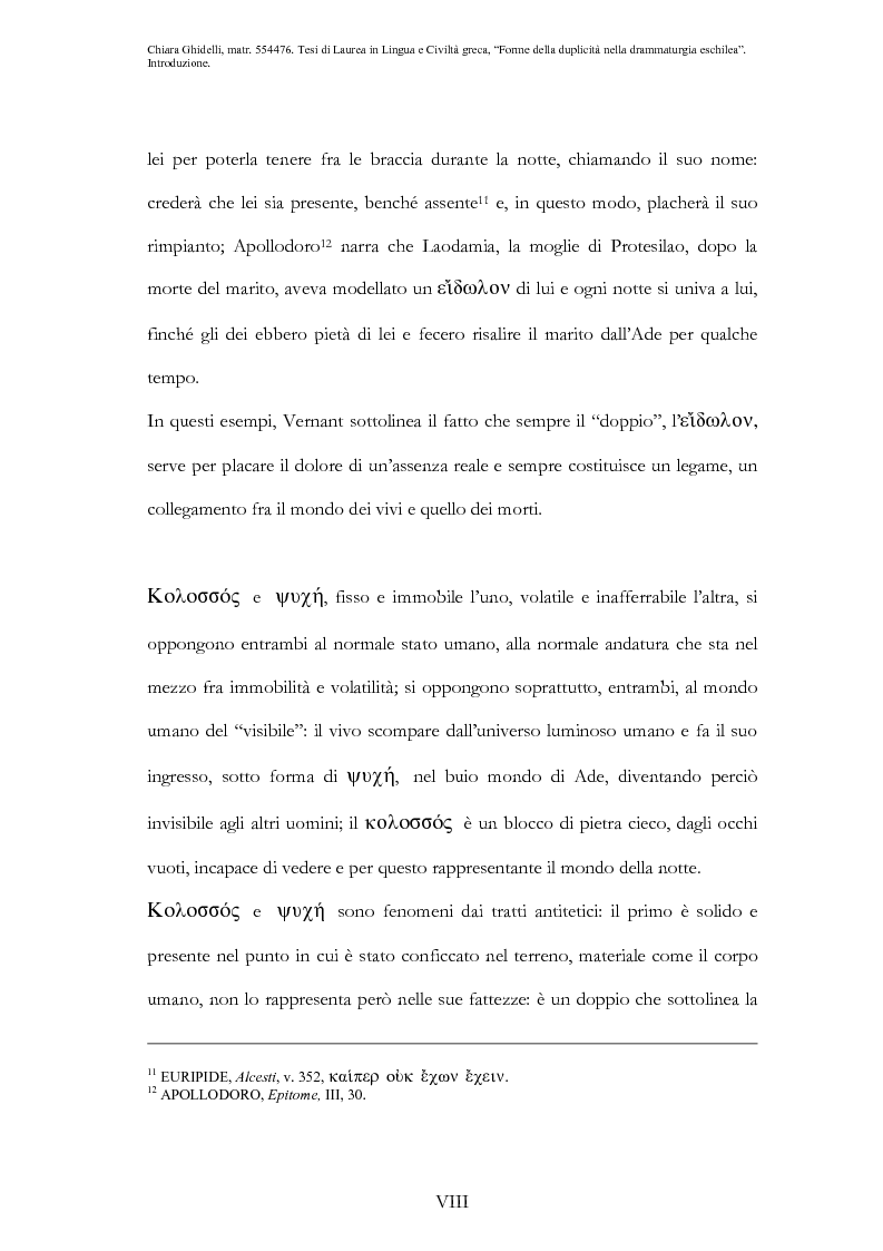 Anteprima della tesi: Forme della duplicità nella drammaturgia eschilea, Pagina 6
