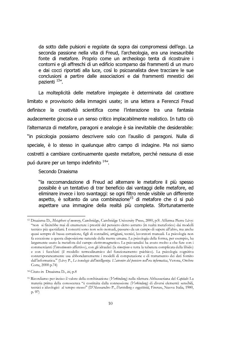 Anteprima della tesi: Ipertesto, metafora di pensiero, Pagina 10