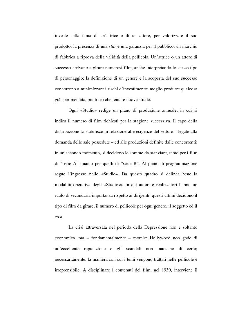 Anteprima della tesi: Lontano da Hollywood: il caso Fandango. Un modo di produzione del cinema italiano., Pagina 11