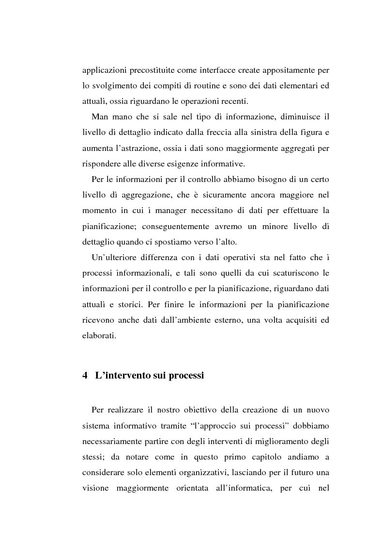 Anteprima della tesi: Gli strumenti di visual modeling come ponte tra progettazione organizzativa e progettazione informatica, Pagina 14