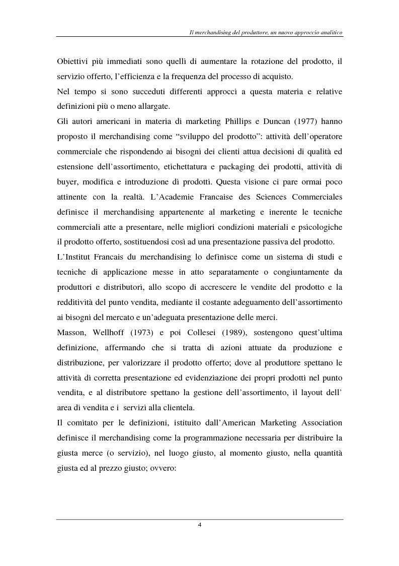 Anteprima della tesi: Il marketing del largo consumo: la multinazionale Coca Cola, Pagina 2