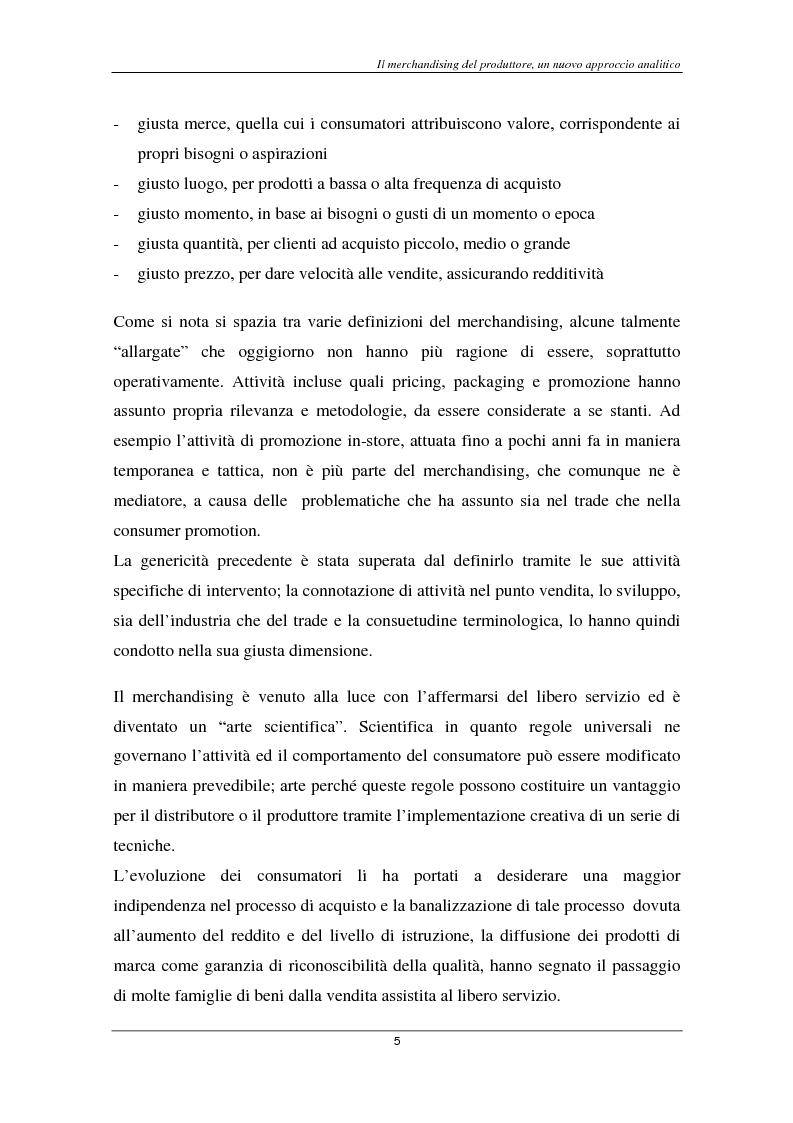 Anteprima della tesi: Il marketing del largo consumo: la multinazionale Coca Cola, Pagina 3