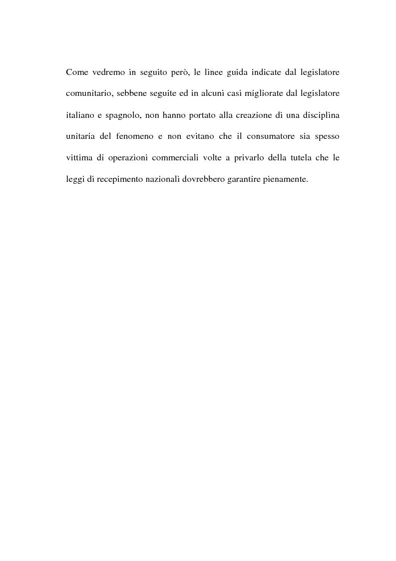 Anteprima della tesi: La multiproprietà: comparazione tra il diritto italiano ed il diritto spagnolo, Pagina 6