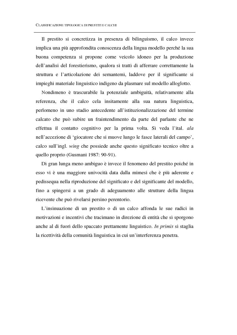 Anteprima della tesi: Lessicografia italiana e ungherese comparata: il linguaggio informatico-telematico. Classificazione tipologica di anglicismi e neologismi, Pagina 12