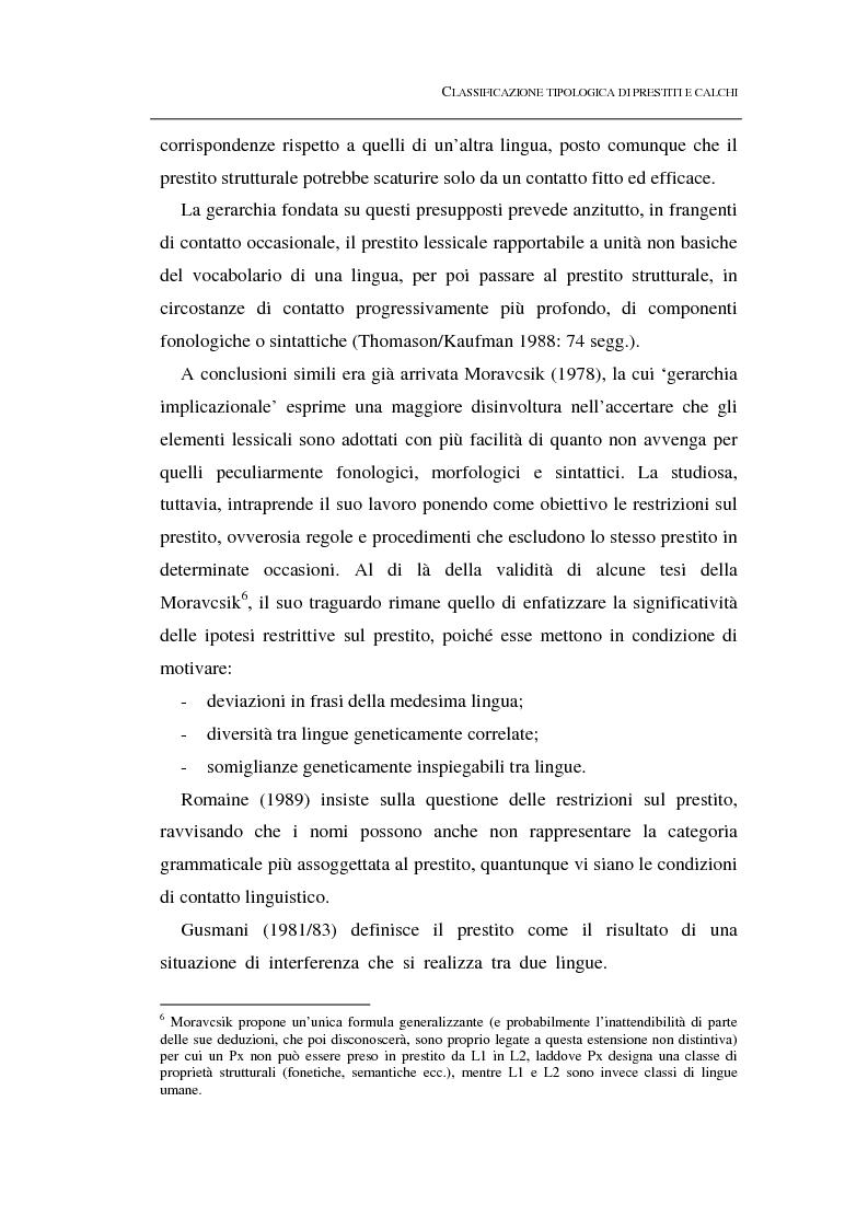Anteprima della tesi: Lessicografia italiana e ungherese comparata: il linguaggio informatico-telematico. Classificazione tipologica di anglicismi e neologismi, Pagina 15