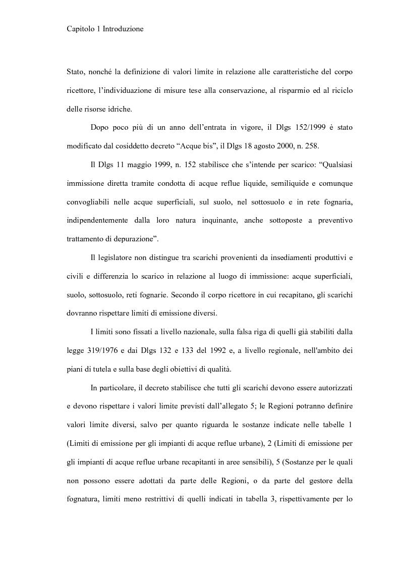 Anteprima della tesi: Simulazione del processo di idrodeclorazione catalitica del clorobenzene in acqua, Pagina 4