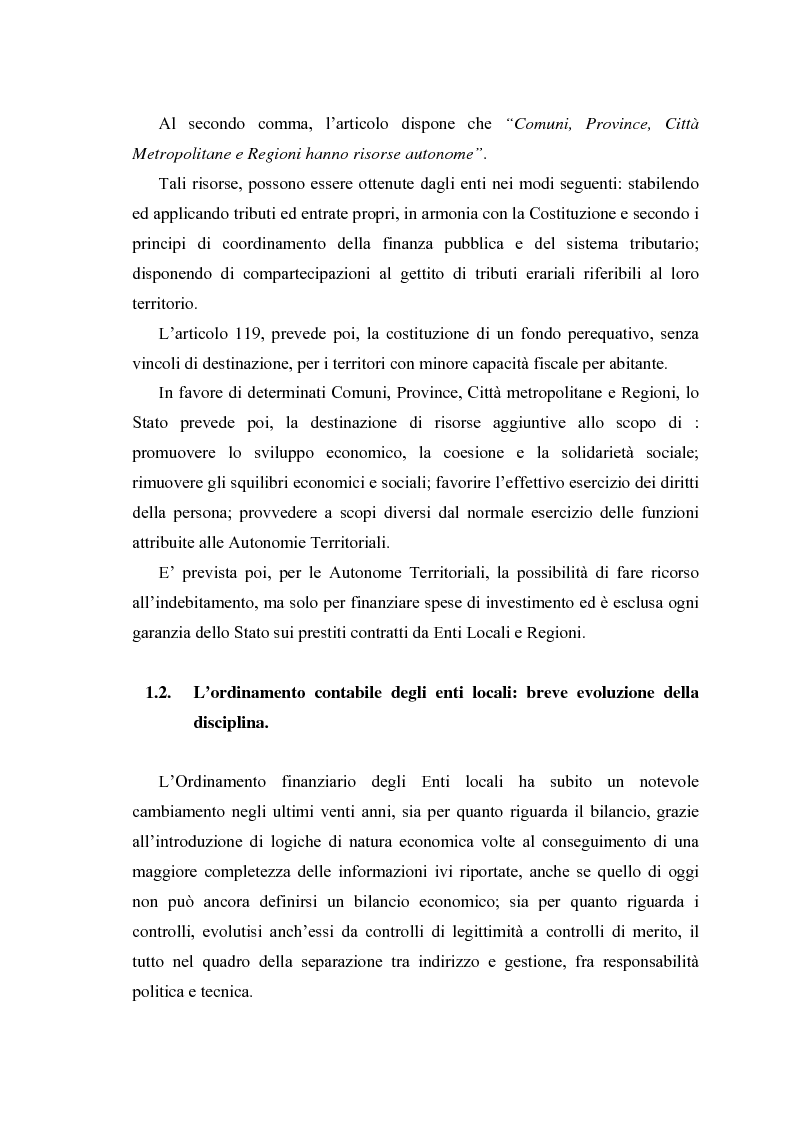 Anteprima della tesi: L'Iva negli enti locali: il caso del Comune di Ozieri, Pagina 5