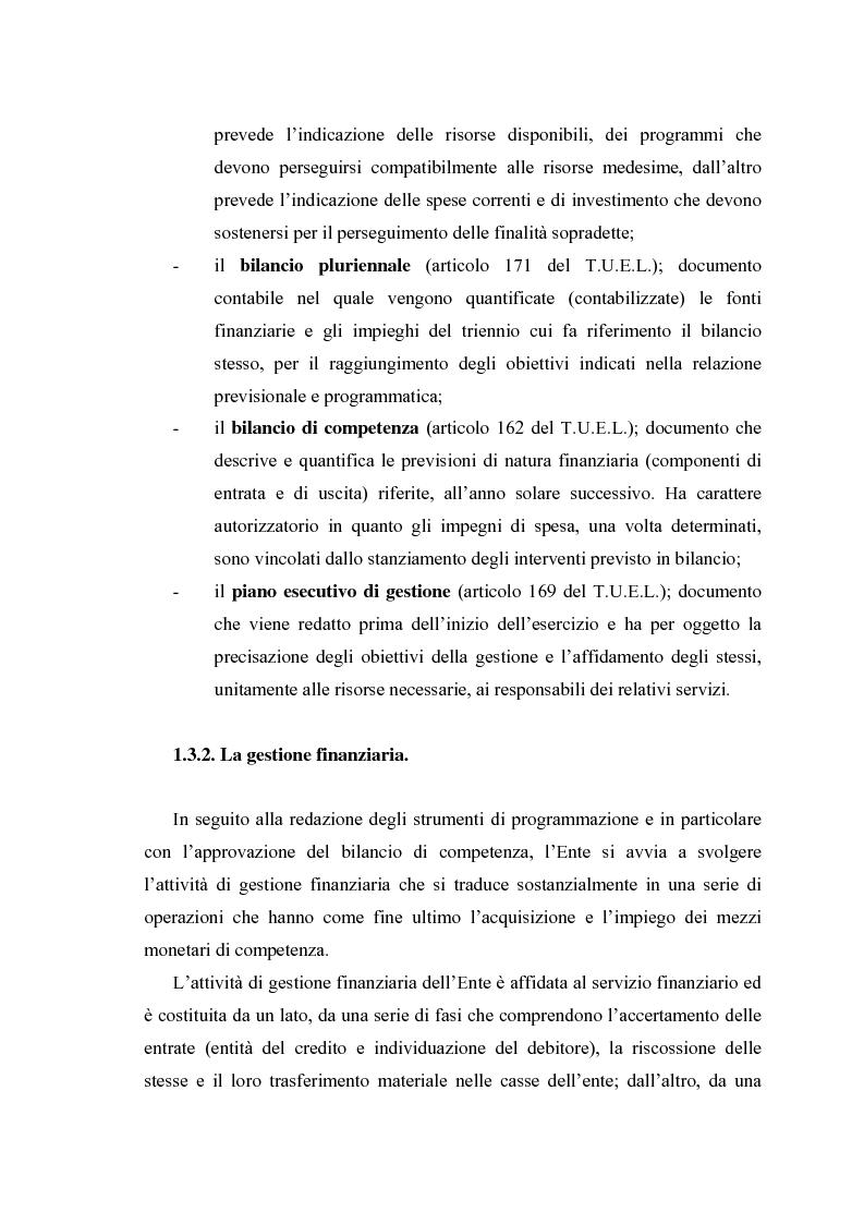 Anteprima della tesi: L'Iva negli enti locali: il caso del Comune di Ozieri, Pagina 8