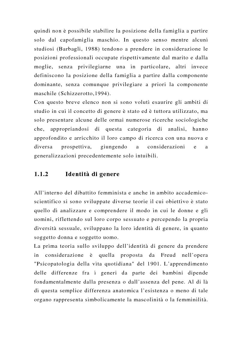Anteprima della tesi: Un'altra politica? La politica al femminile, Pagina 13