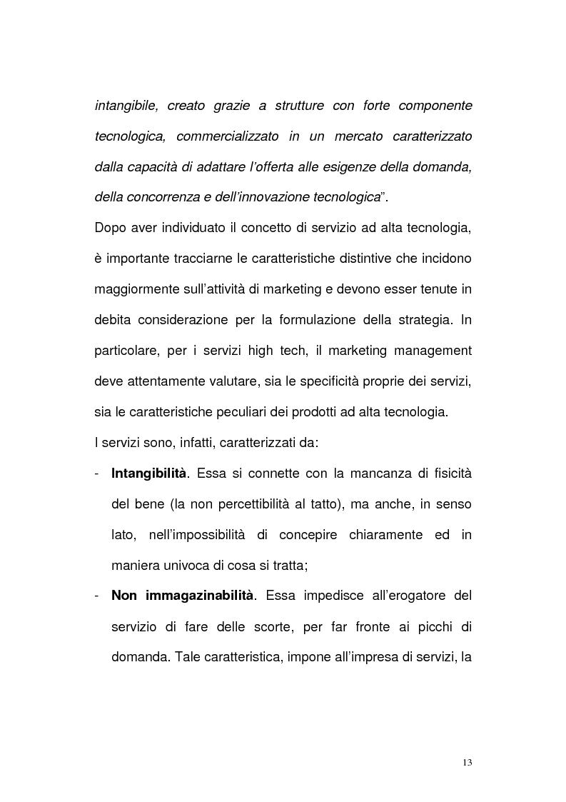 Anteprima della tesi: Il settore delle Tlc dal monopolio all'ipercompetizione. Il caso Wind, Pagina 10