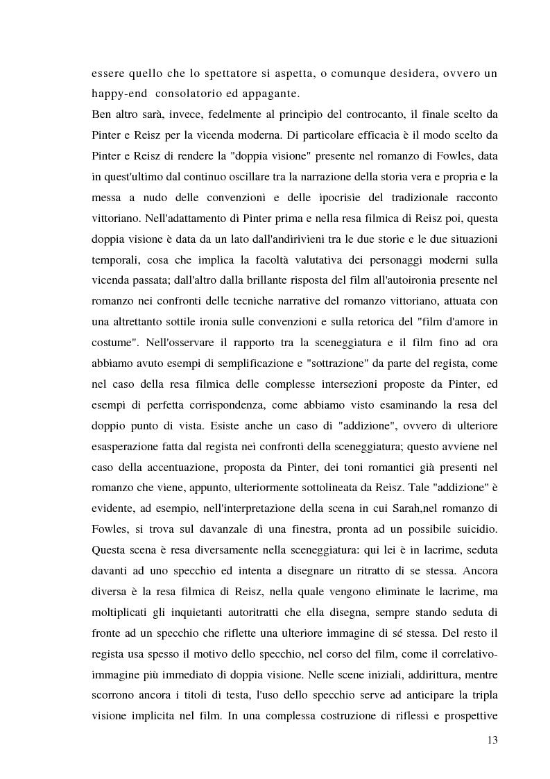 Anteprima della tesi: Dalla scrittura alle immagini. Porte aperte: il romanzo di L. Sciascia e il film di G. Amelio., Pagina 13