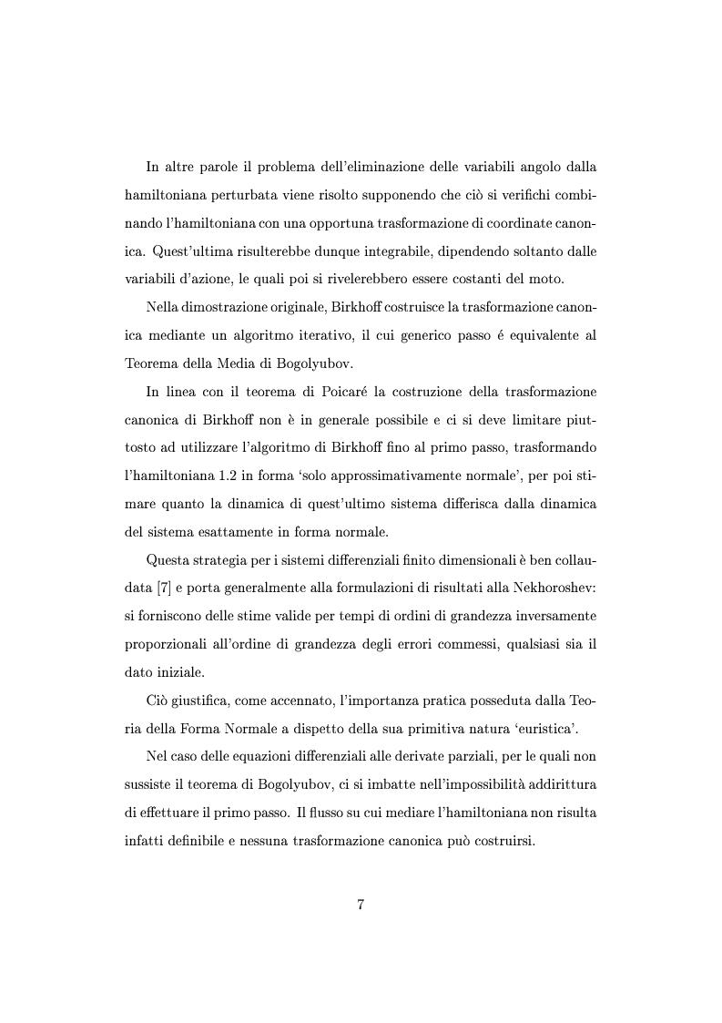 Anteprima della tesi: Teorema della media per equazioni differenziali alle derivate parziali, Pagina 4