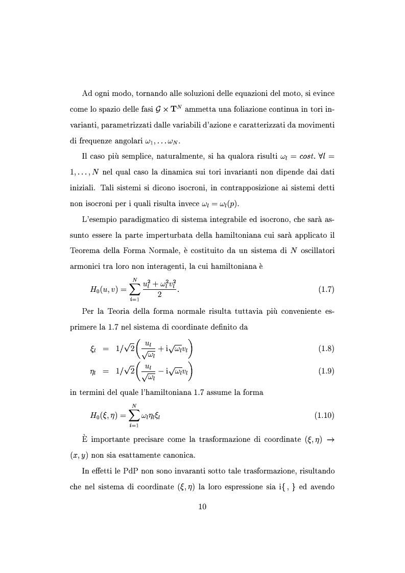 Anteprima della tesi: Teorema della media per equazioni differenziali alle derivate parziali, Pagina 7